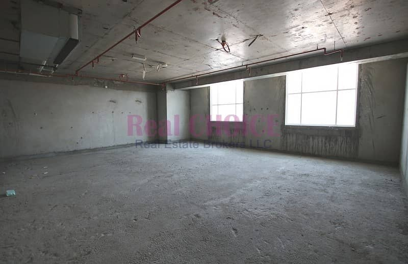 2 Affordable Spacious Shell and Core Office
