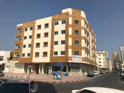 مبنی تجاري  للبيع في النعيمية، عجمان - بناية للبيع في عجمان بمساحة بناء كبيره