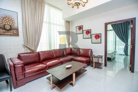 فلیٹ 2 غرفة نوم للايجار في الفرجان، دبي - Fully Furnished 2 Bedroom | Starz Al Furjan