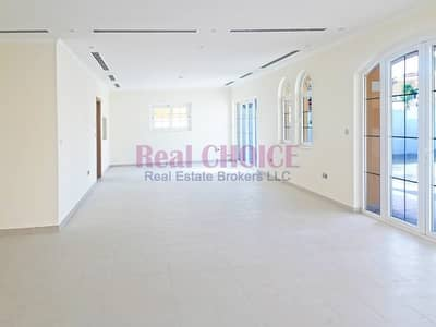 Well Maintained Spacious 5BR Villa| Jumeirah Park
