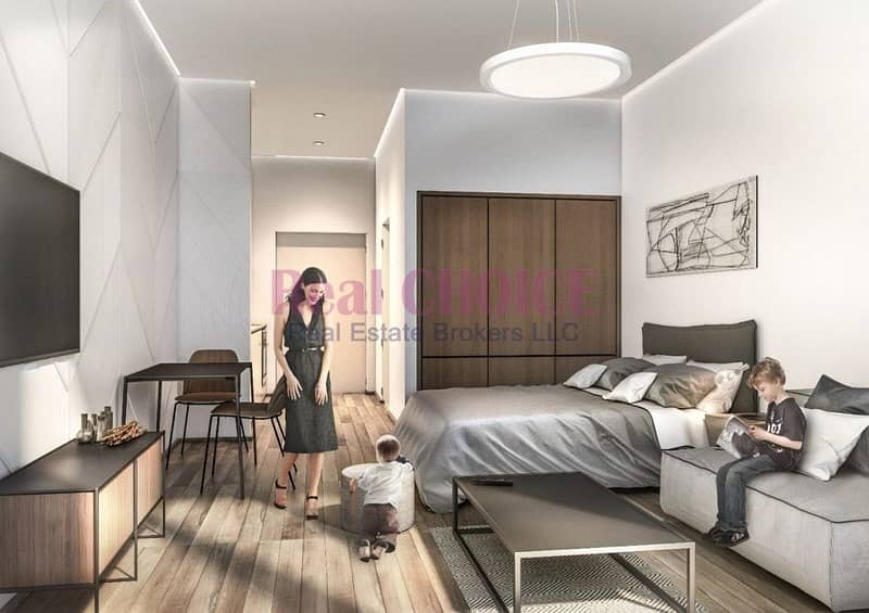 Near UAE Metro Station|Guaranteed High ROI Studio