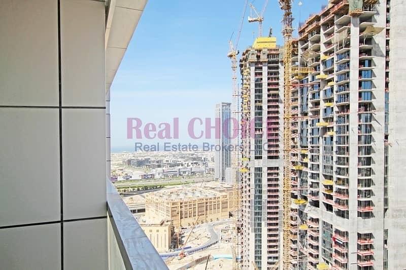20 Semi Furnished Partial Burj Khalifa View|2BR Unit