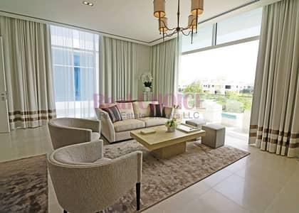 Contemporary Ready 4BR Villa Post Handover Plan