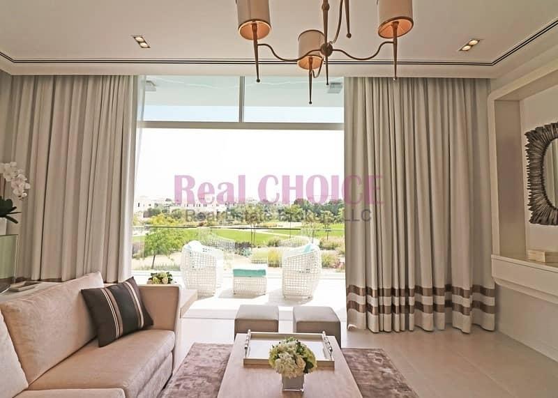 2 Contemporary Ready 4BR Villa Post Handover Plan
