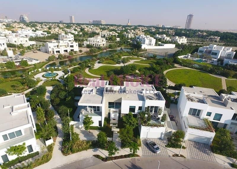 12 Contemporary Ready 4BR Villa Post Handover Plan