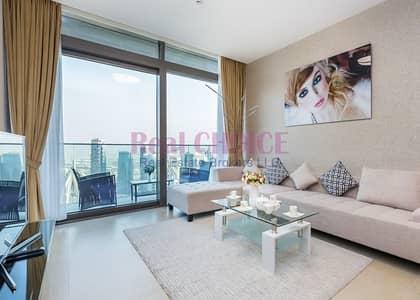 High Floor 2BR Apartment|Full Marina View