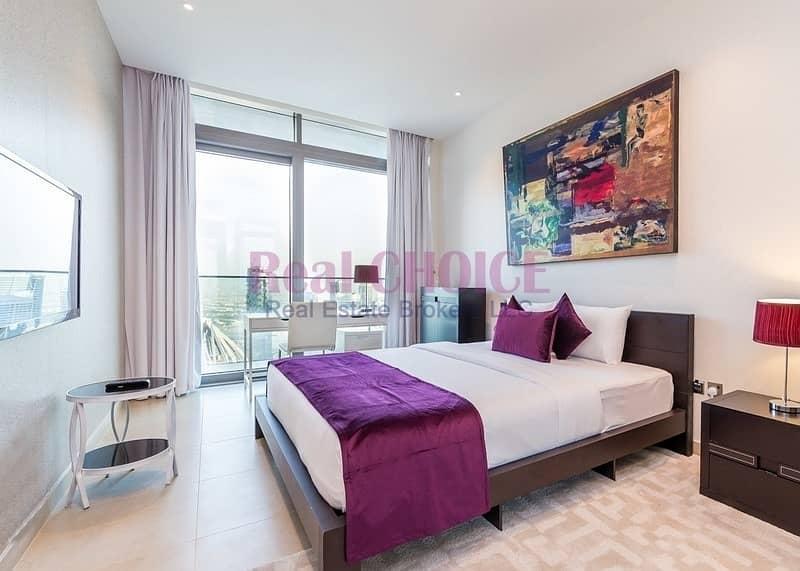 2 High Floor 2BR Apartment|Full Marina View