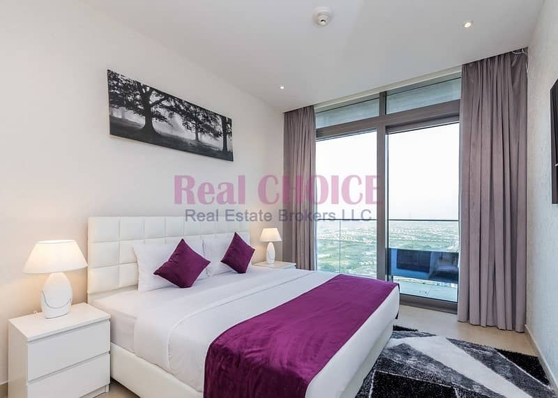 20 High Floor 2BR Apartment|Full Marina View