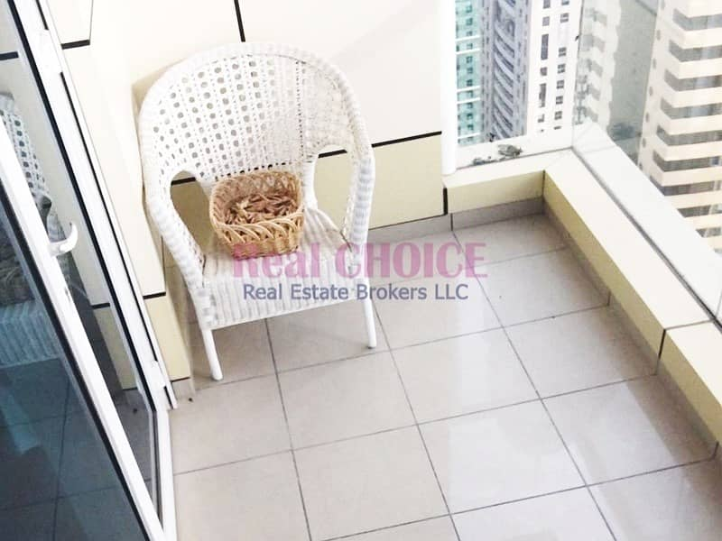 10 Rented 2BR Apartment|High Floor|Partial Sea View