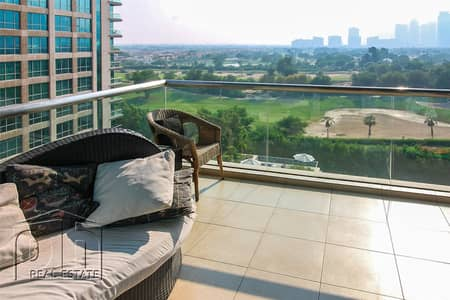 2 Bedroom Flat for Rent in The Views, Dubai - Views over Golf Course and Marina