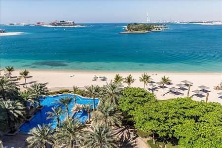 بنتهاوس 4 غرفة نوم للايجار في نخلة جميرا، دبي - 4 BR+M Penthouse