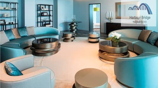 1 Bedroom Apartment for Sale in Dubai Marina, Dubai - Full Sea View  | One Bedroom | Damac Heights Marina