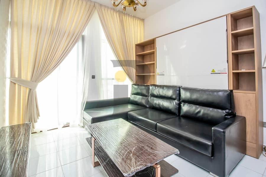 Fully Furnished 1 Bedroom   Starz Al Furjan