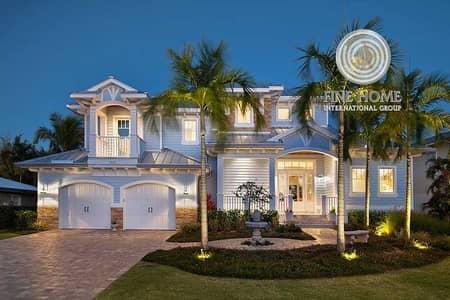 10 Bedroom Villa for Sale in Al Qurm, Abu Dhabi - Huge Villa in Al Gurm Corniche . Abu Dhabi