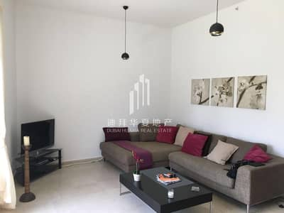 Amazing Fountain View | Furnished 1BR | Res. 6
