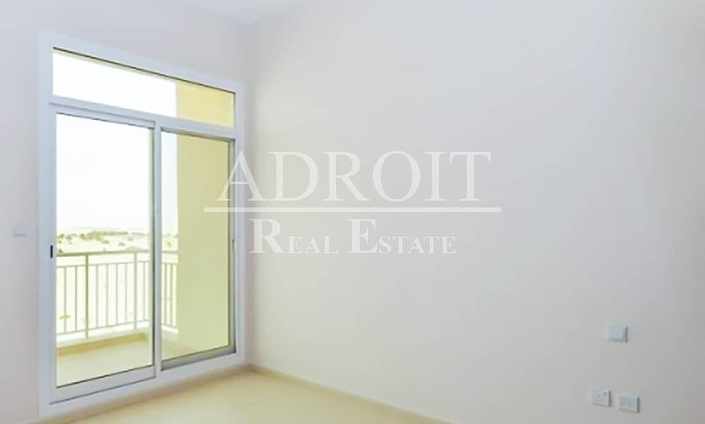 10 Hot Offer  w/ Balcony | 1BR Apt in Queue Point @ 33K for 4 cheques!