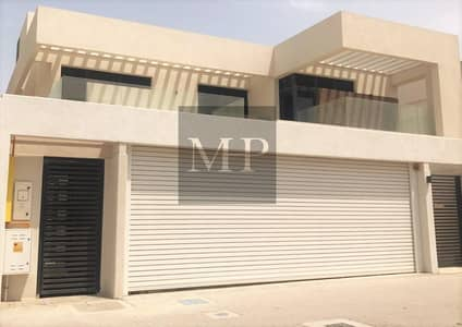 5 Bedroom Villa for Sale in Yas Island, Abu Dhabi - Brand New Corner Villa in a Luxury Community | 0% Service Charge