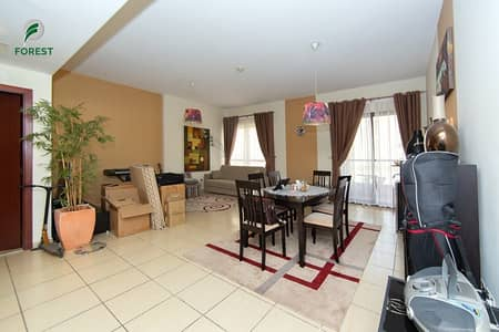 2 Bedroom Apartment for Rent in Jumeirah Beach Residence (JBR), Dubai - Great Deal   Spacious Fully Furnished 2 BR in JBR