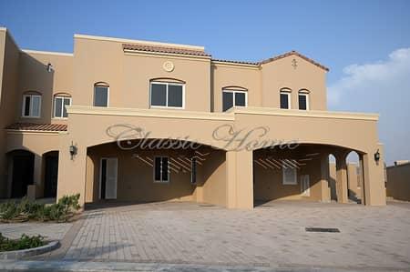 3 Bedroom Villa for Rent in Serena, Dubai - Big Plot Corner Villa 3 Bedroom + Maids Room + Guest Room