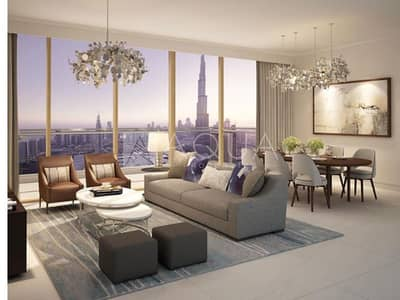 2 Bedroom Apartment for Sale in Downtown Dubai, Dubai - Best priced property | Connected to Dubai Mall