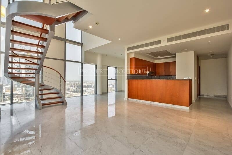 2 2 Bed Duplex | Sunrise to Sunset Side | 4 Cheques