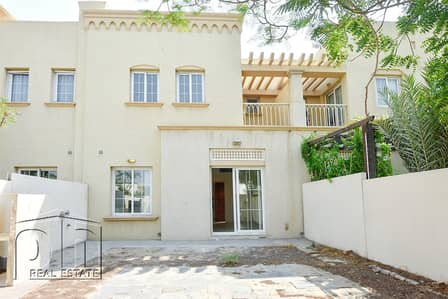 2 Bedroom Villa for Rent in The Springs, Dubai - Vacant|Re-decorated|Close to Park|Main Road