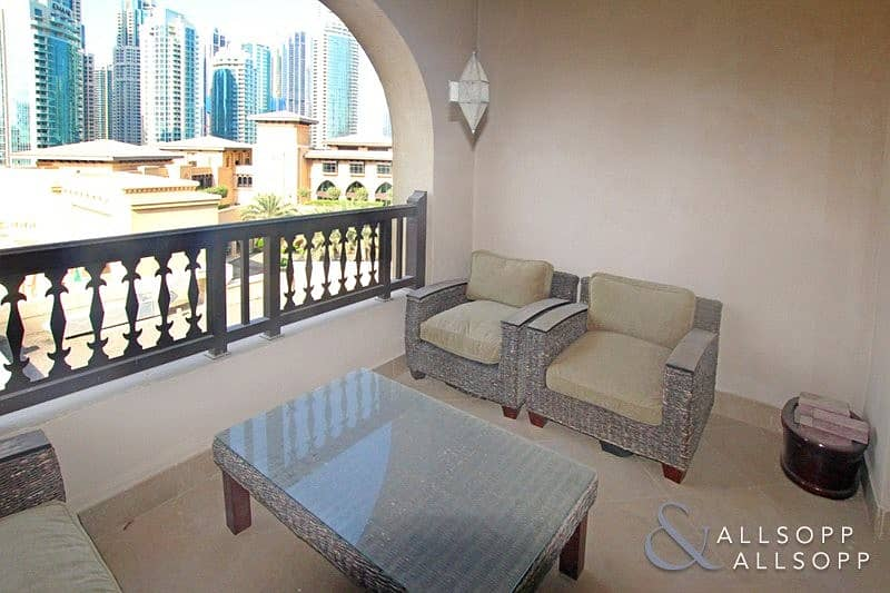 One Bedroom   Fully Furnished   Vacant