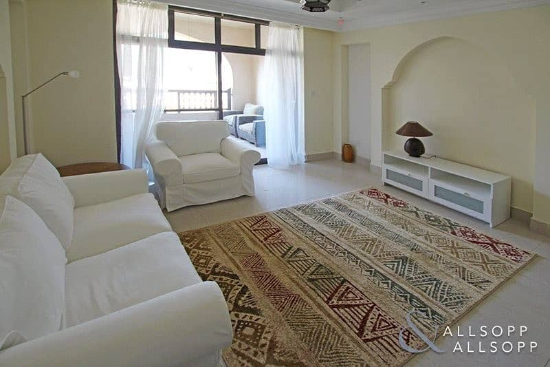 2 One Bedroom   Fully Furnished   Vacant