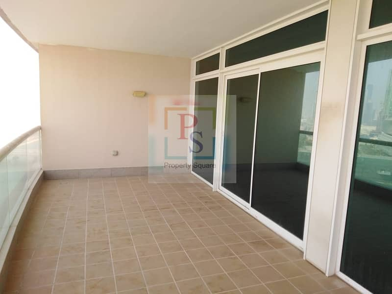 2 Natural Sea View! 4 BR+ Maid  with Balcony