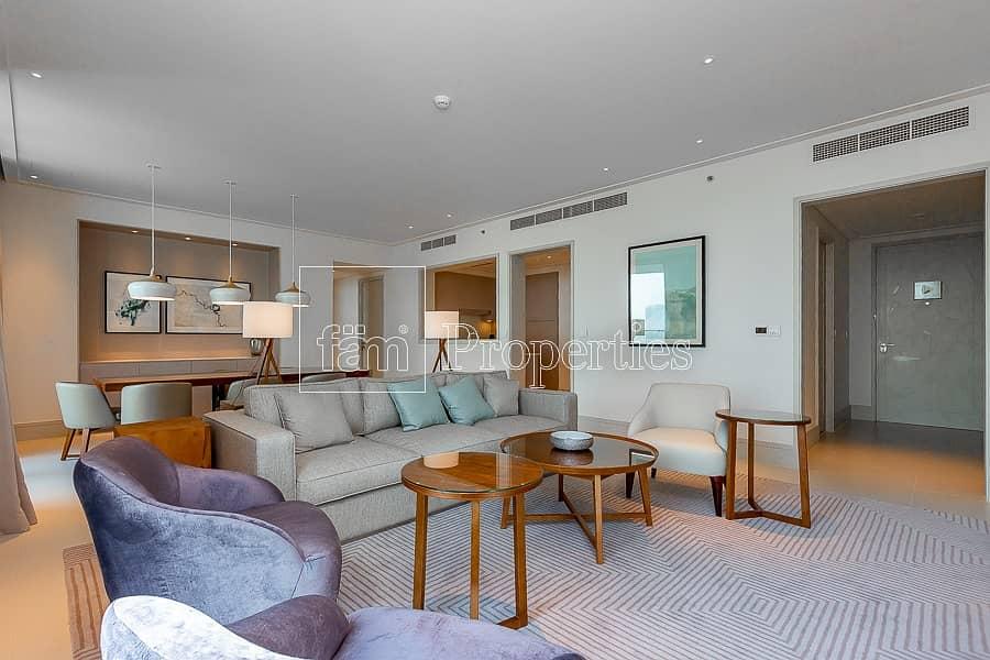 2 Luxurious Apartment   Full Fountain View   VIDA