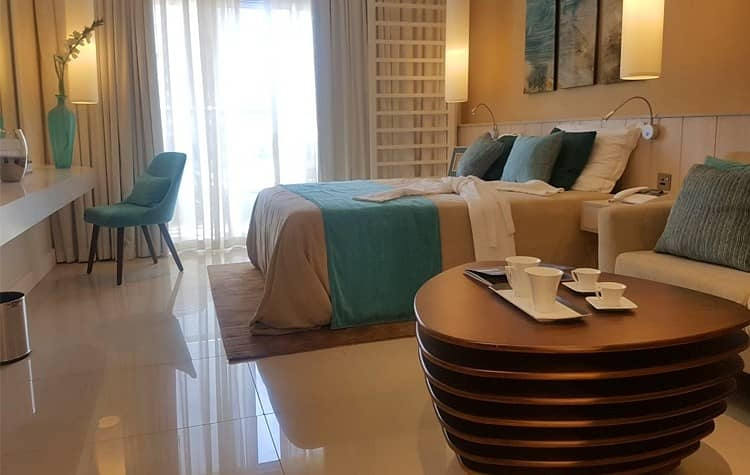 10 1 % Monthly |2 Br Furnished Full Lake View | Aed 9.99 M