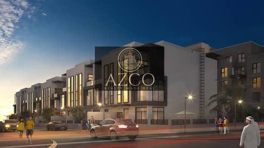 تاون هاوس 4 غرف نوم للبيع في قرية جميرا الدائرية، دبي - 2% DLD Off | Easy Payment Plan | Book Today