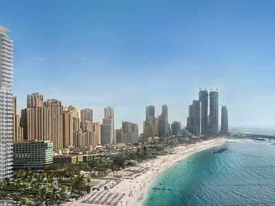 شقة 1 غرفة نوم للبيع في جي بي ار، دبي - OWN SEA VIEW IN JBR WITH 67K DOWN PAYMENT + 1% MONTHLY