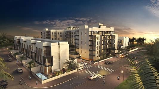 4 Bedroom Townhouse for Sale in Jumeirah Village Circle (JVC), Dubai - Easy Payment Plan | Own a House Today | Book Now
