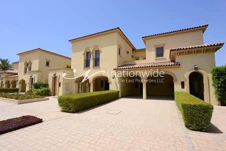 4 Bedroom Villa for Sale in Saadiyat Island, Abu Dhabi - A Villa Designed To Give You A Comfy Life