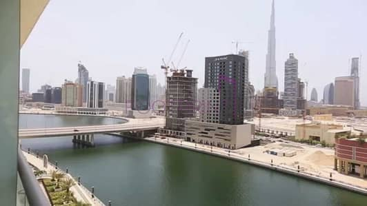 شقة 1 غرفة نوم للايجار في الخليج التجاري، دبي - 1BR with Partial Lake view MayFair Residency-Business Bay