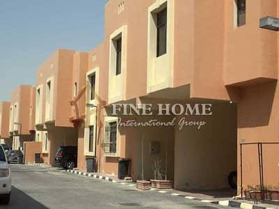 4 Bedroom Villa for Rent in Al Gurm, Abu Dhabi - Classy 4 BR + M Villa
