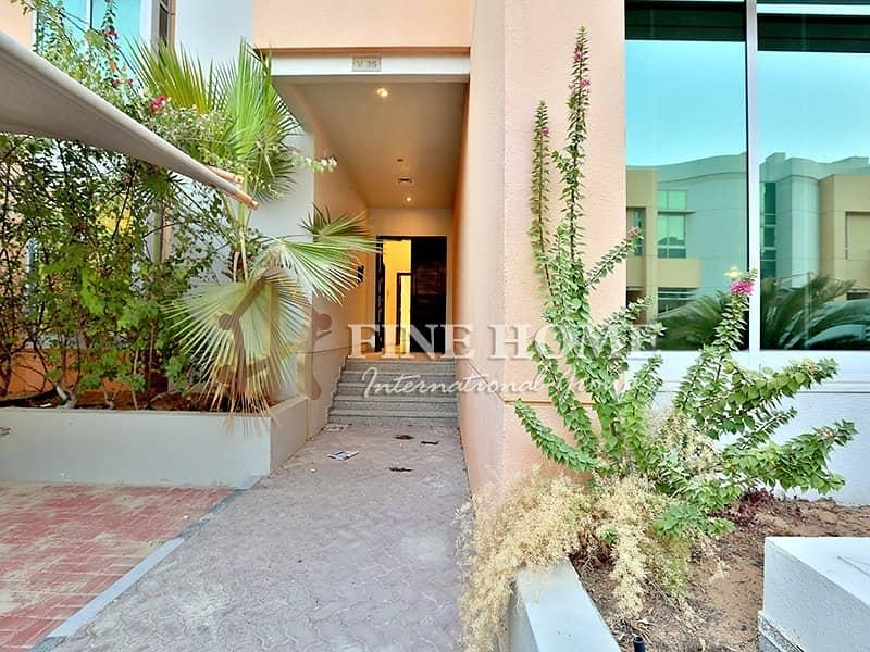 Gorgeous  5 BR Villa+M  in Al Gurm Corniche .