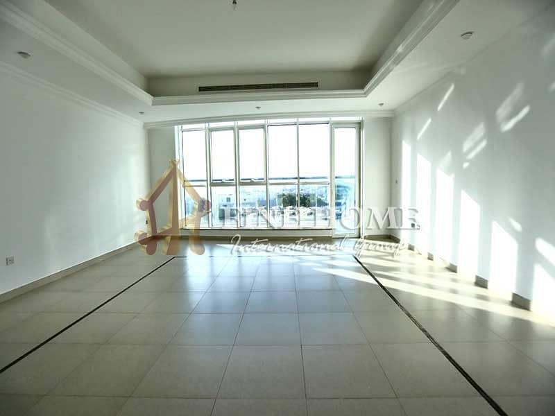 Fabulous 3 Bedroom Apartment in Al Mina Road.
