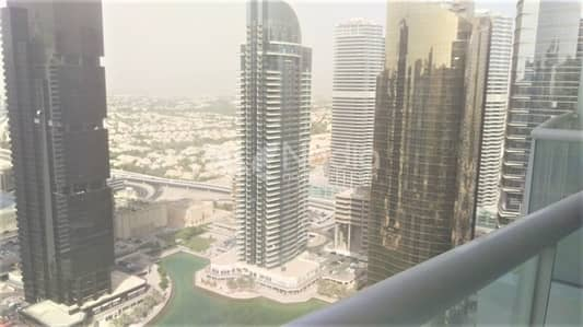 1 Bedroom Apartment for Sale in Jumeirah Lake Towers (JLT), Dubai - 1BR with Lake View | Lake Terrace | JLT | For Sale