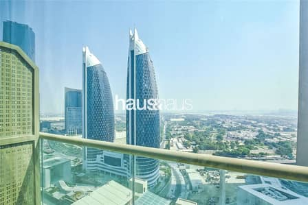 1 Bedroom Apartment for Rent in DIFC, Dubai - Duplex One Bed|Furnished|Close to Metro|Value Deal