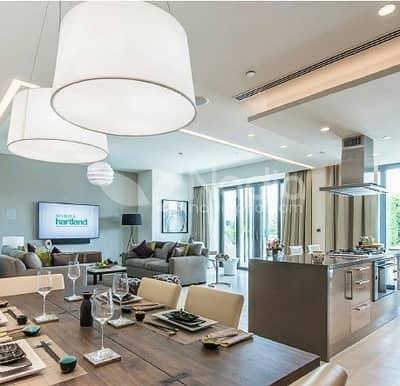 3 Bedroom Apartment for Sale in Mohammad Bin Rashid City, Dubai - Luxury 3BR in Hartland Greens | Sobha Harland for Sale