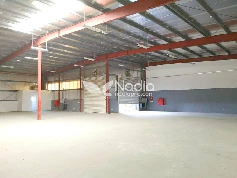 Ready Warehouse in Dubai Investment Park DIP