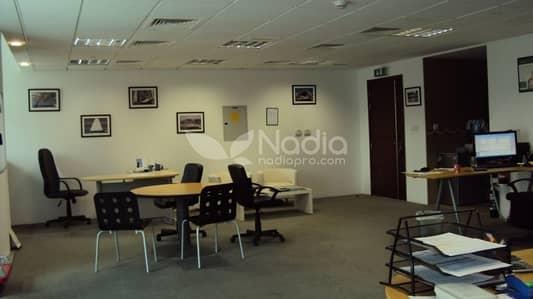 مکتب  للبيع في أبراج بحيرات جميرا، دبي - Fitted Office |Tiffany Tower | JLT | Panoramic View
