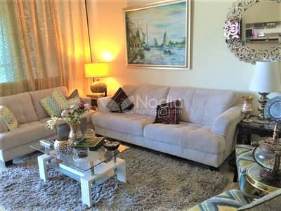 Amazing Furnished 2 BR + Study | Jumeirah Bay X1| JLT