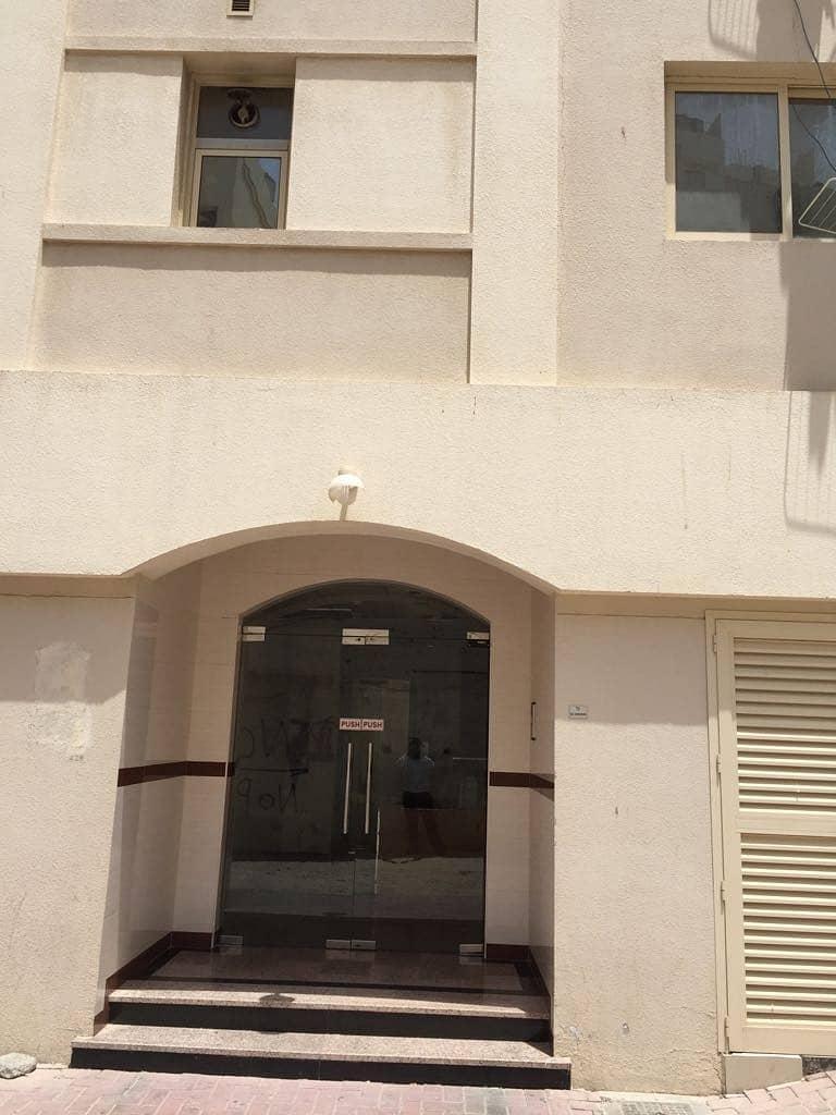 Studio in front of Al Fahidi metro station