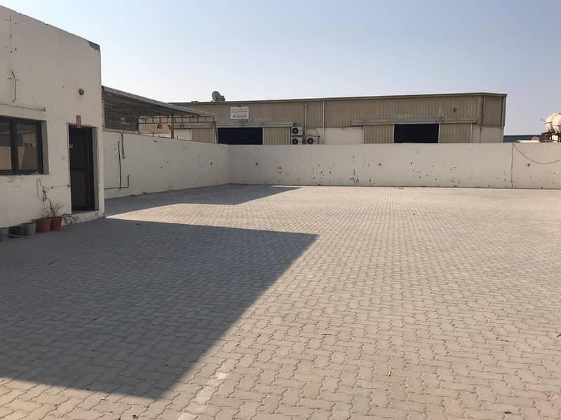 ارض تجارية في المنطقة الصناعية 3 المنطقة الصناعية 120000 درهم - 3981910