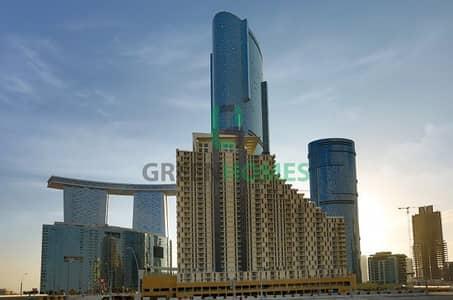 شقة 2 غرفة نوم للايجار في جزيرة الريم، أبوظبي - Stunning HighFloor 2Br SkyTower Call Now.