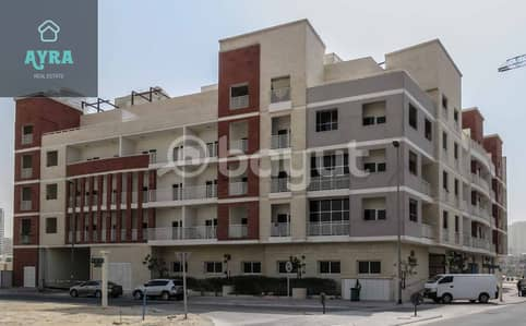 1 Bedroom Apartment for Rent in Jumeirah Village Circle (JVC), Dubai - EXQUISITE 1BHK WITH CLOSED KITCHEN AND PEACEFUL VIEW!