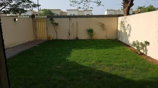 2 Bedroom Villa for Rent in The Springs, Dubai - Single Row   Maint Gardan   Type 4M   Springs 09   77K